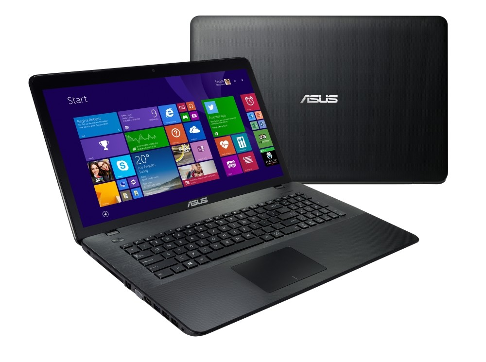 Asus X751MJ-TY010D, Intel Celeron N2940 Quad-Core (up to 2.2