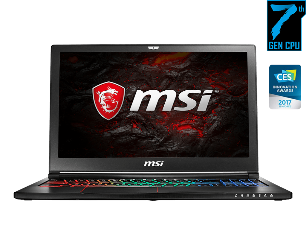 MSI GS63VR 7RF STEALTH PRO 687