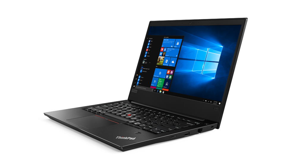 Notebook Lenovo ThinkPad Edge E480,Black,Intel Core i7-8550U