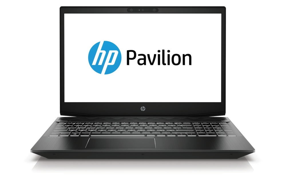 HP Pavilion Power 15-cx0001nu Black/White, Core i7-8750H hex