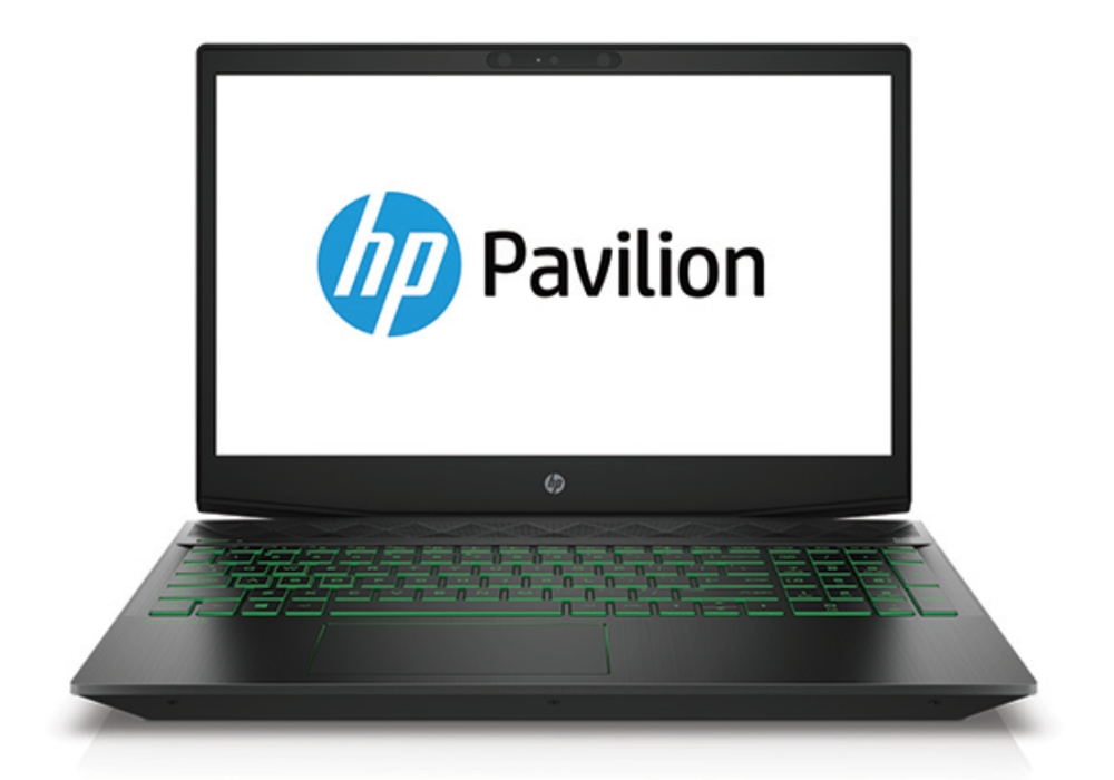 HP Pavilion Power 15-cx0009nu Black/White, Core i7-8750H hex