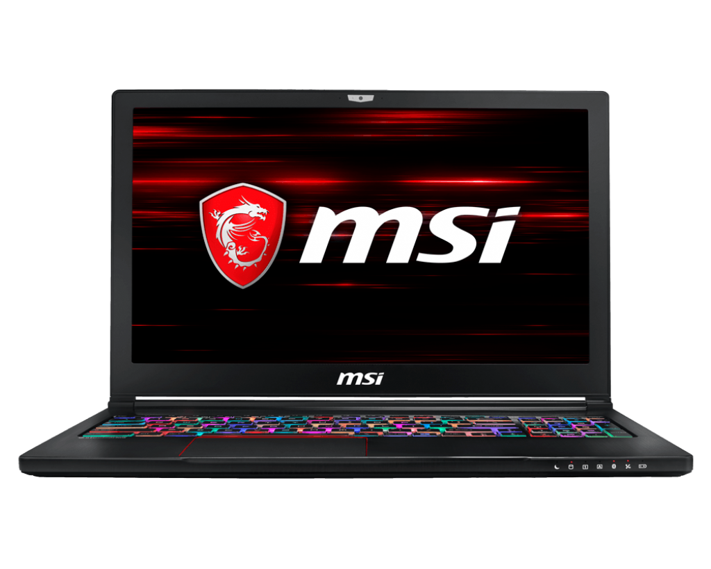 MSI GS63 STEALTH 8RE-052BG