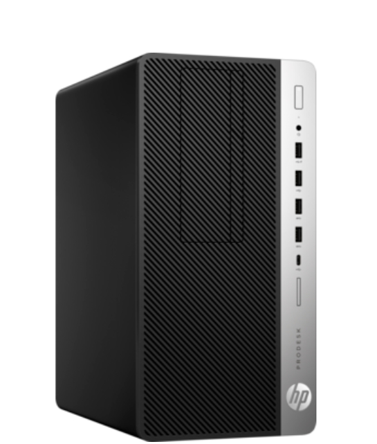 HP ProDesk 600 G4 MT, Core i5-8500(3GHz, up to 4.1Ghz/6MB/6C