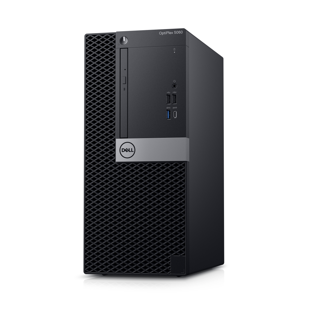Dell OptiPlex 5060 MT, Intel Core i7-8700 (12M Cache, up to