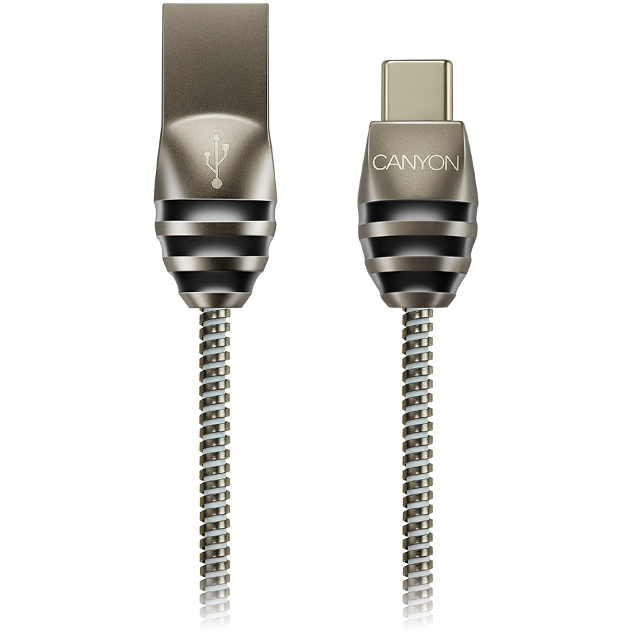 Type C USB 2.0 standard cable, Power & Data output, 5V 2A, O