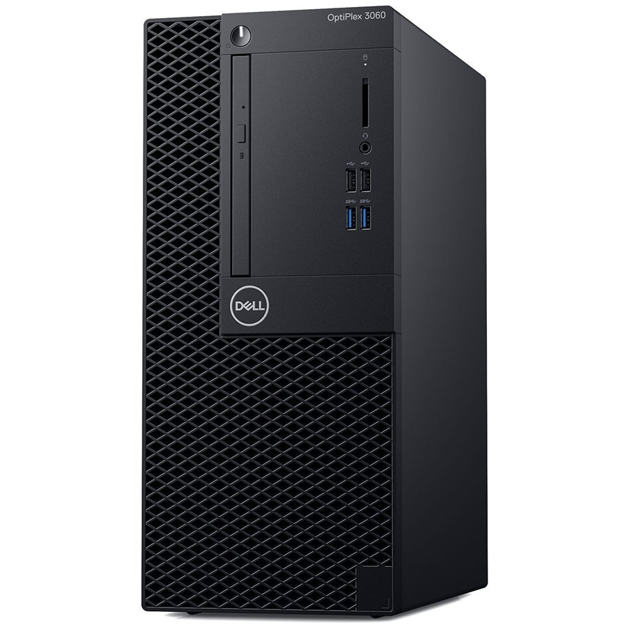 OptiPlex 3060 MT, 260W, Intel Core i3-8100 (4 Cores/6MB/4T/3