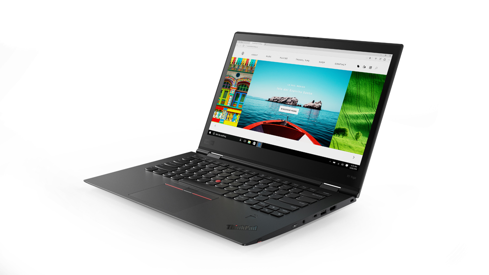 Lenovo ThinkPad X1 Yoga 3 Intel Core i5-8350U (1.7GHz up to