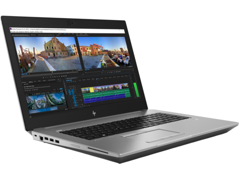 HP Zbook 17 G5 Intel® Core™ i7-8750H  (2.2 GHz base frequenc