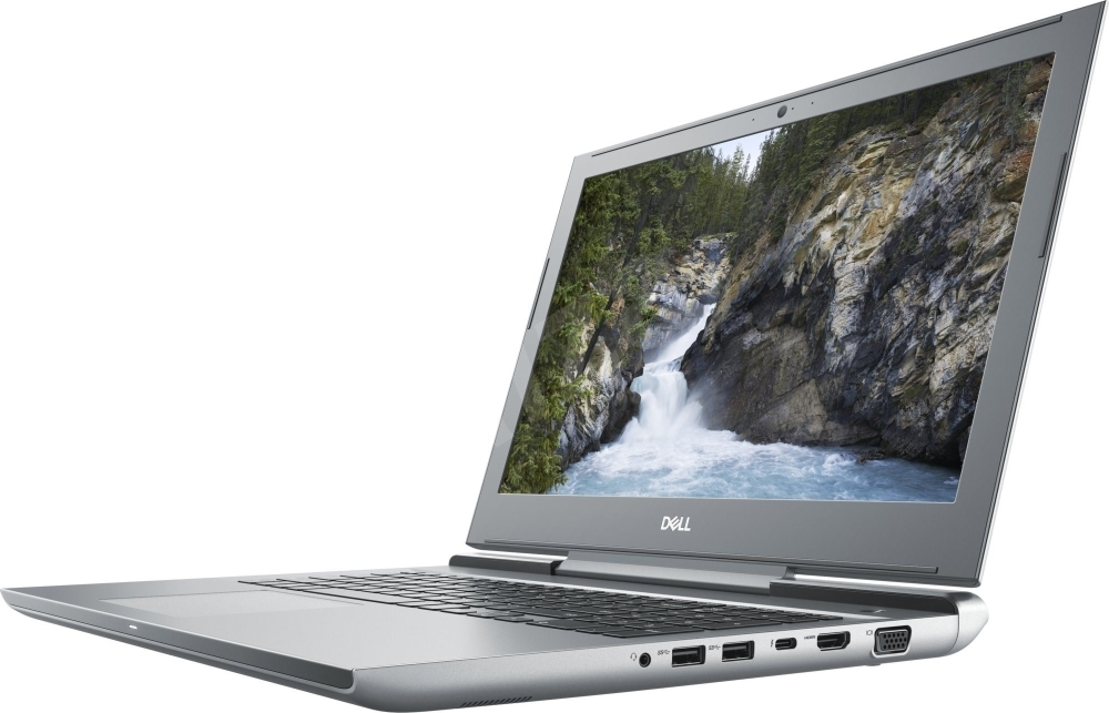 Dell Inspiron 7580, Intel Core i5-8265U (up to 3.90GHz, 6MB)