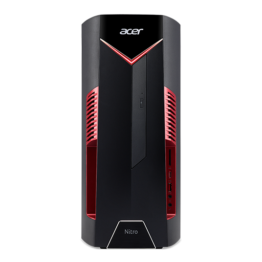 PC Acer Nitro N50-600 (Nitro 50) 16L/ Intel Core i7-8700 / u