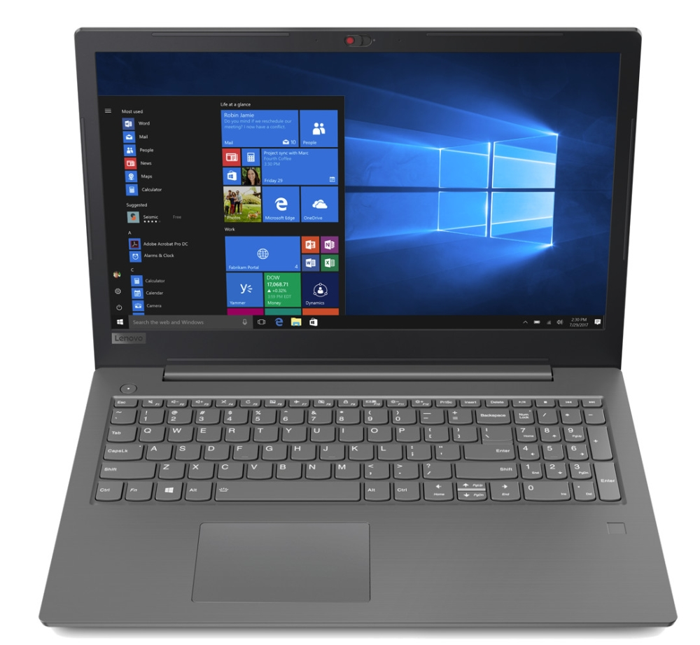 Lenovo V330-15IKB, Intel Core i7-8550U (1.8GHz up to 4.0GHz,