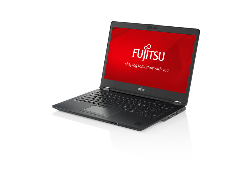 Fujitsu Lifebook U748, Intel Core i7-8550U up to 3.7GHz 8MB;