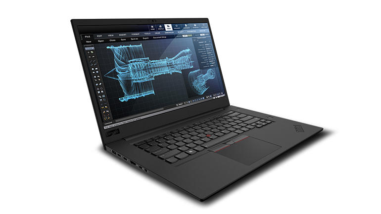 Mobile workstation Lenovo ThinkPad P1,Intel Core i7-8750H(2.
