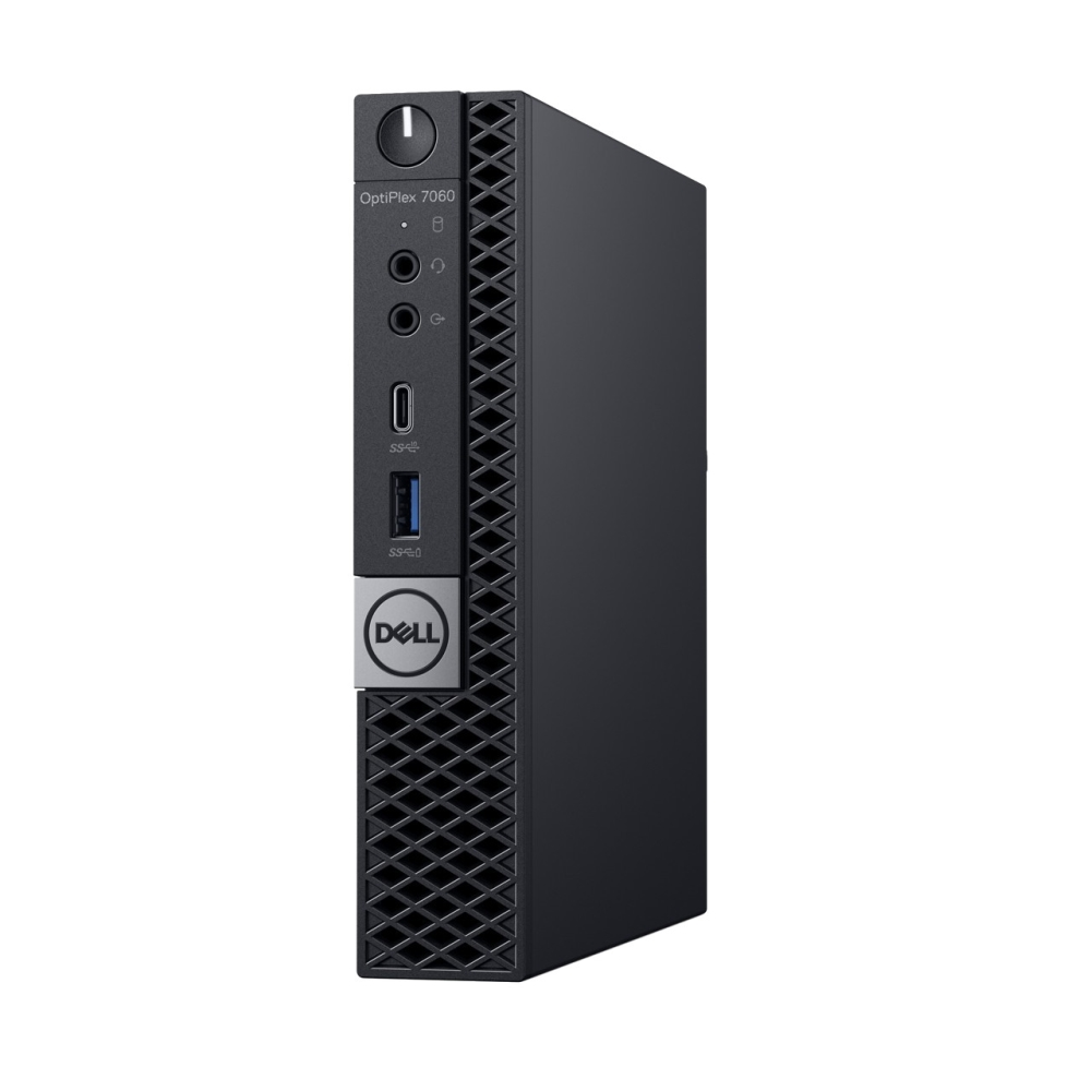 Dell OptiPlex 7060 MFF, Intel Core i7-8700T (12M Cache, up t