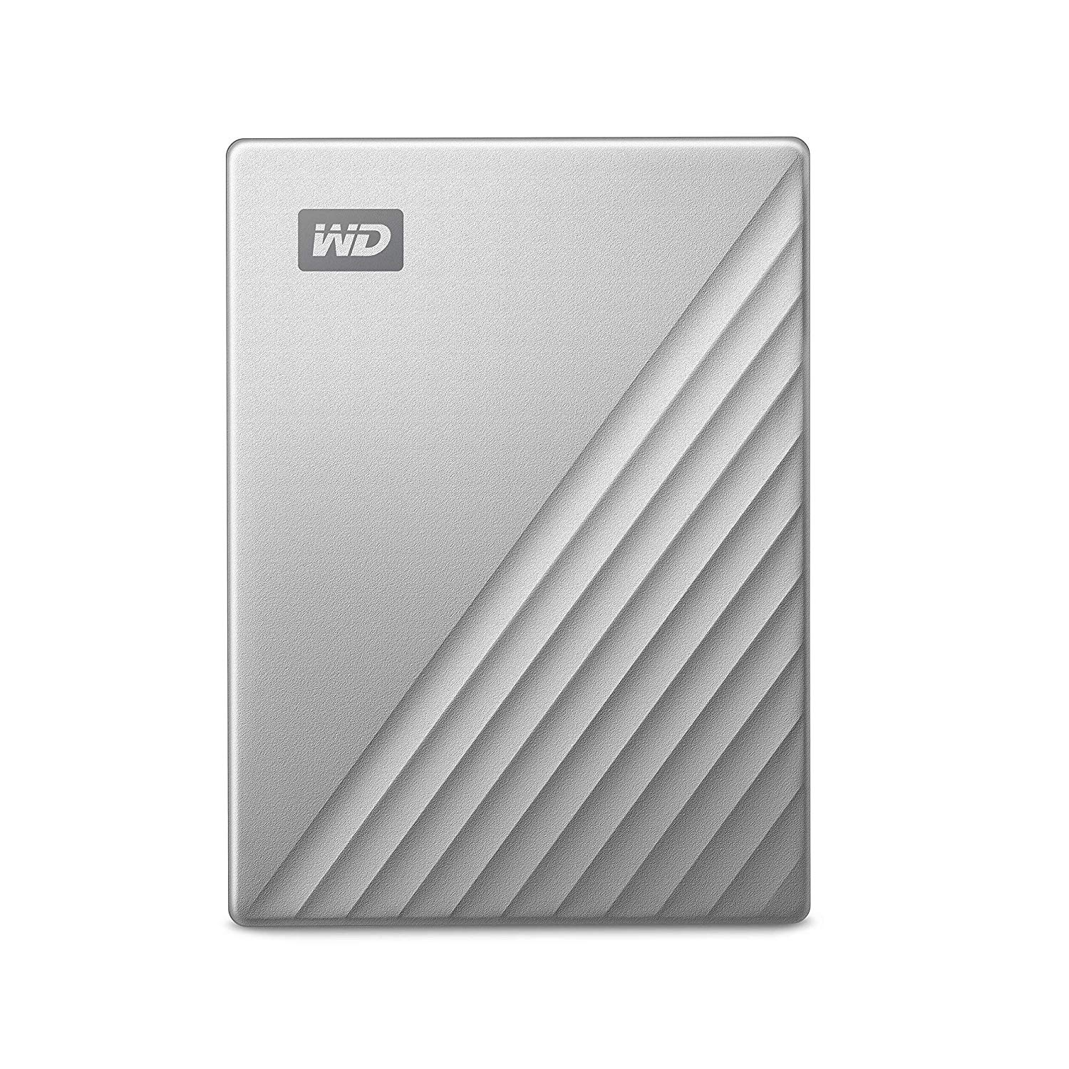HDD 2TB USB-C MyPassport Ultra Silver (3 years warranty) NEW