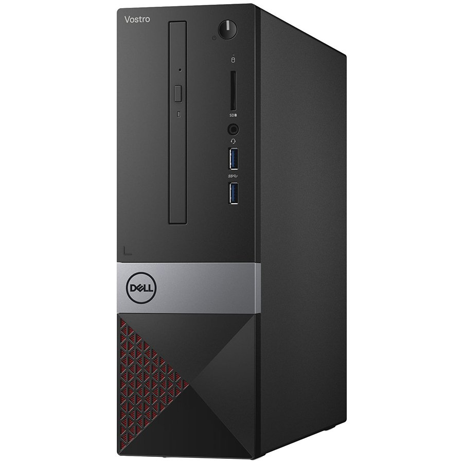 Dell Vostro Desktop 3470, Intel Core i3-8100, 4GB (1x4GB) DD