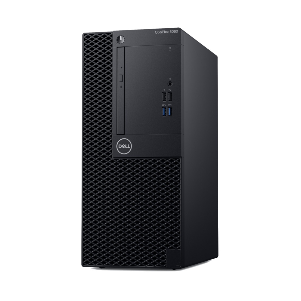 Dell OptiPlex 3060 MT, Intel Core i3-8100 (3.60 GHz, 6M), 8G