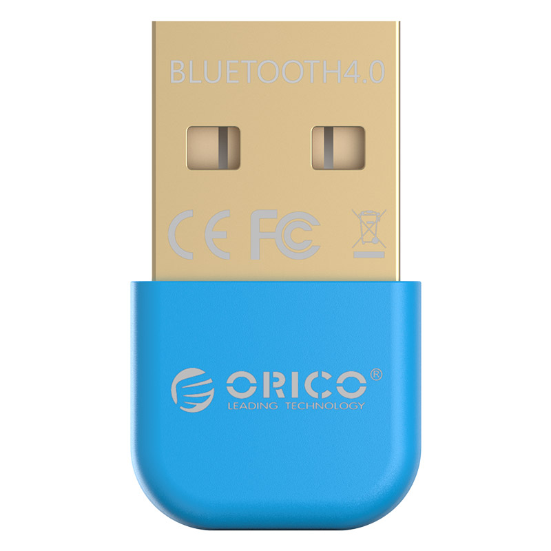 Orico Bluetooth 4.0 USB adapter, blue - BTA-403-BL