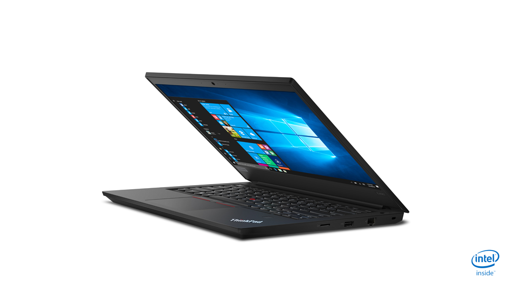 Notebook Lenovo ThinkPad Edge E490,Black,Intel Core i7-8565U