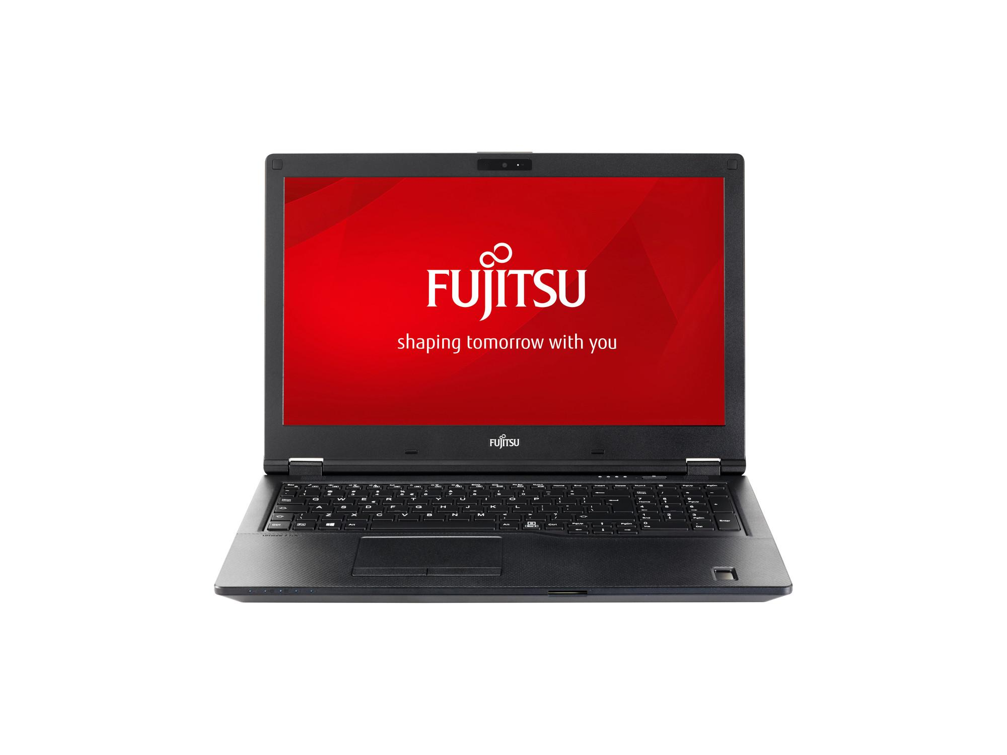 Notebook Fujitsu Lifebook E458, Intel Core i3-7130U, 4Gb, 1T