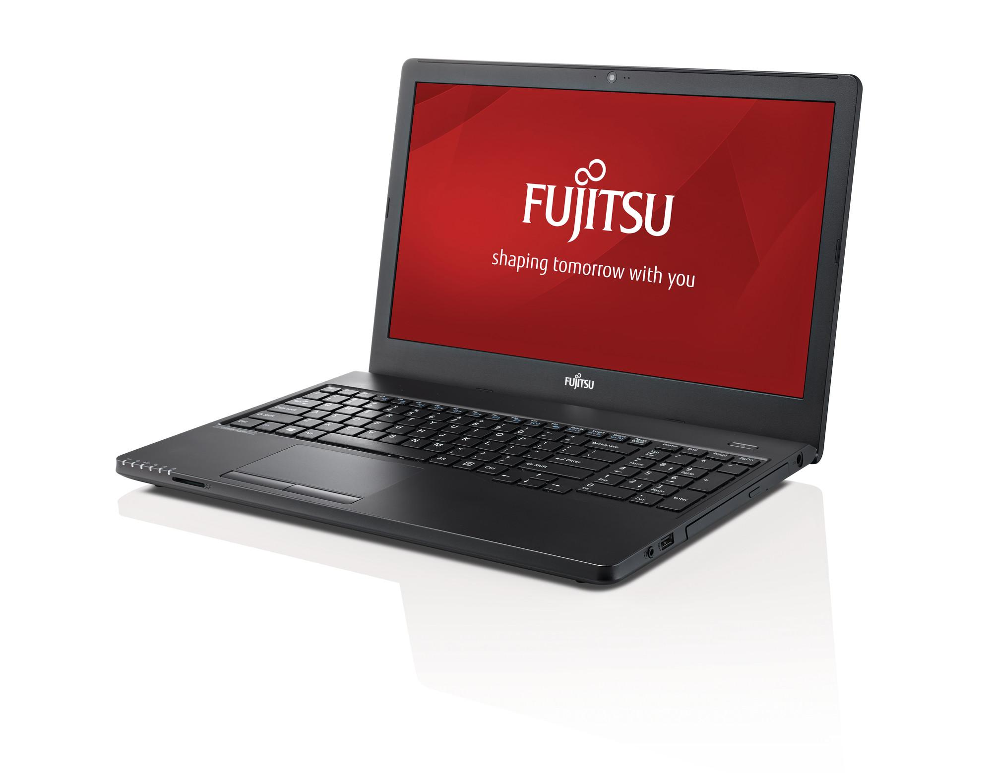 Notebook FUJITSU LIFEBOOK A357 HD, i3-6006U, 4GB, 256Gb SSD,
